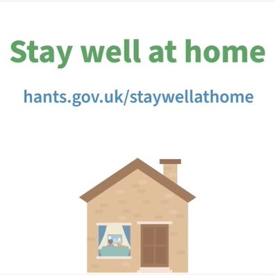stay well at home website