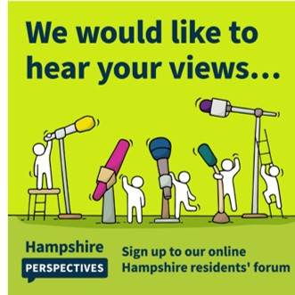 Hampshire perspectives graphic