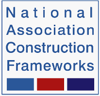 national association of construction frameworks logo