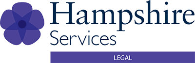Hampshire Legal services Logo