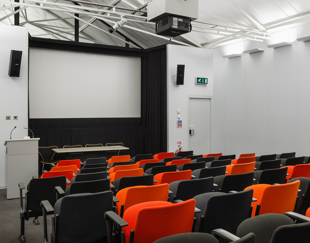 Hampshire Records Office Cinema Room