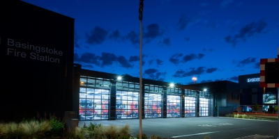 Basingstoke fire station