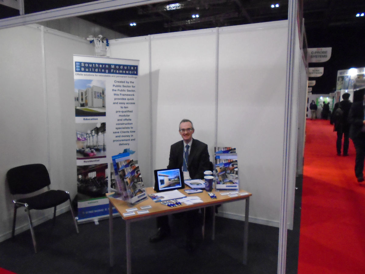 SMBF at the Off Site Show in London