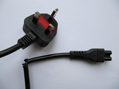 Plug with faulty cable