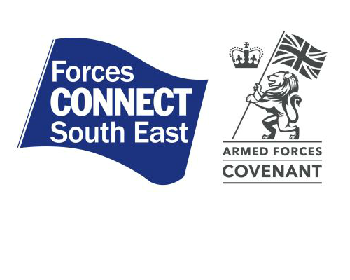 Forces Connect South East logo