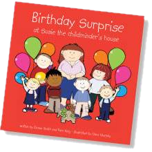 Birthday Surprise book cover