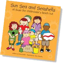Sun, Sea and Seashells book cover