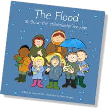 The Flood book cover