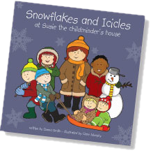 Snowflakes and Icicles book cover