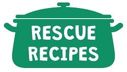 Rescue recipes