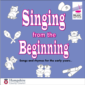 Singing from the beginning cover