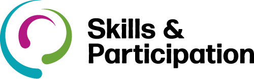 Skills and Participation logo
