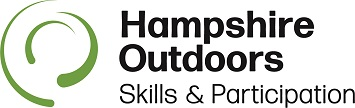 Hampshire Outdoors Skills & Participation logo