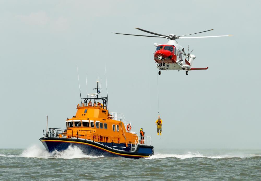 Royal National Lifeboat Rescue