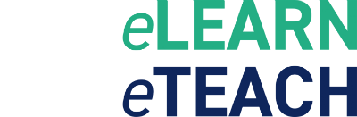 eLearn eTeach logo