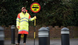 school crossing patrol officer