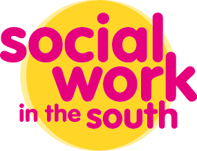 Social work in the south logo