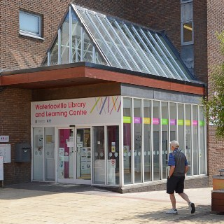 Waterlooville Library