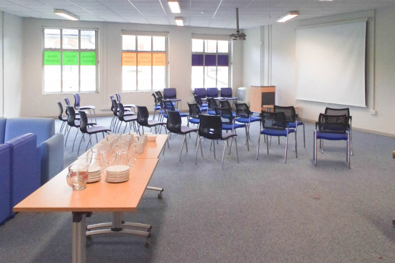 Aldershot Library Learning Zone 1