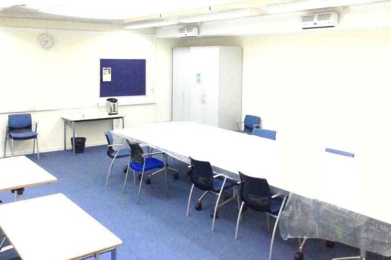 Aldershot Library Learning Zone 2
