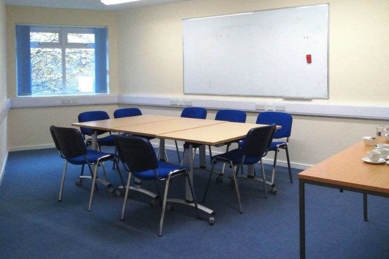 Aldershot Library Learning Zone 3