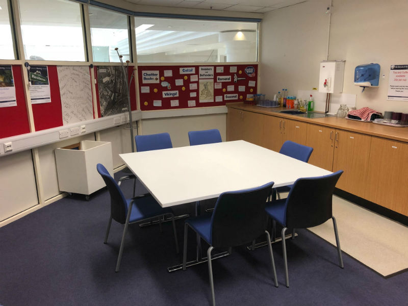 Eastleigh Library Bennett Room
