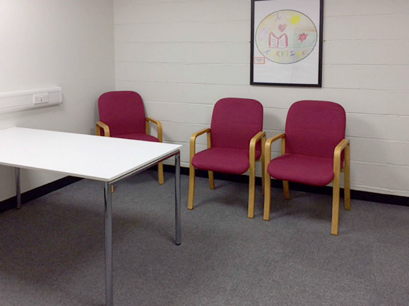 Fareham Library Room 12b