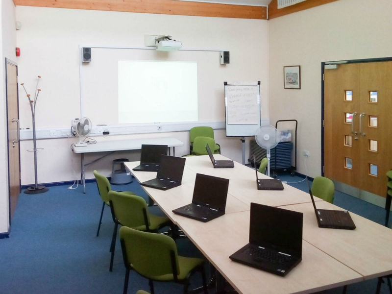 Hythe Library Room