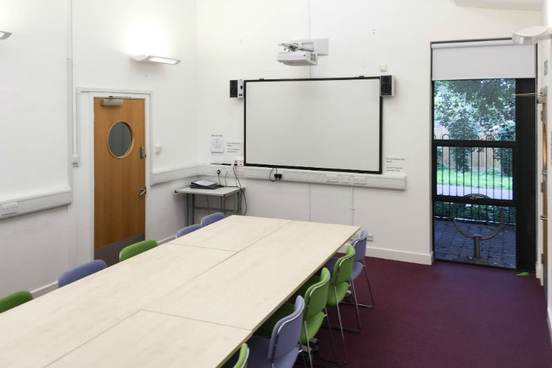 Lymington  Library Community Room
