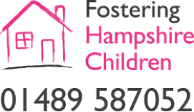 Fostering Hampshire Children logo