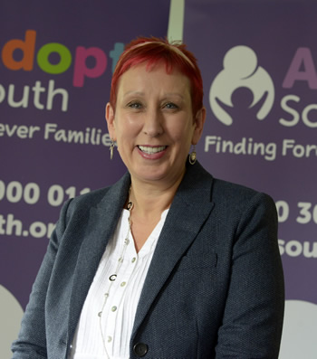 Rachel Reynolds, Head of Adopt South