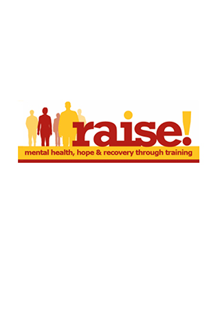 RAISE Mental Health logo