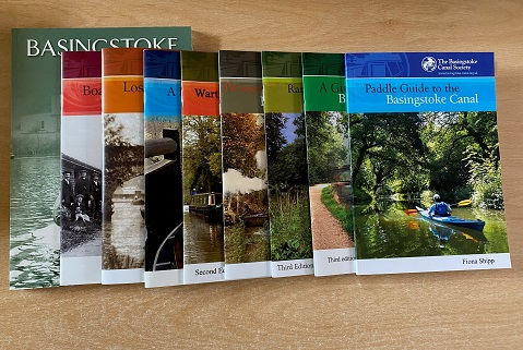 Basingstoke Canal publications
