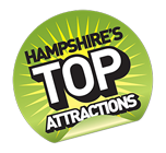 Hampshire's Top Attractions logo