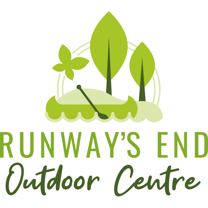 Runway's End Outdoor Centre logo
