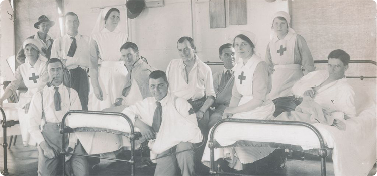 Patients and nurses