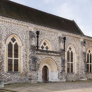 Image of The Great Hall in Winchester