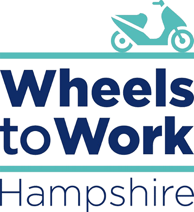 Wheels to Work logo