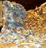 image of paper collection