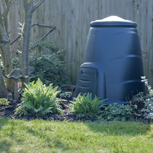 Buying a compost bin