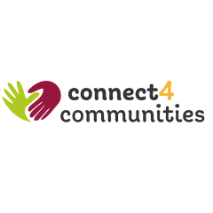connect 4 communities logo