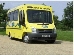 Community Transport Services up and running across Hampshire