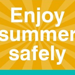 Enjoy the summer, but safely Hampshire!