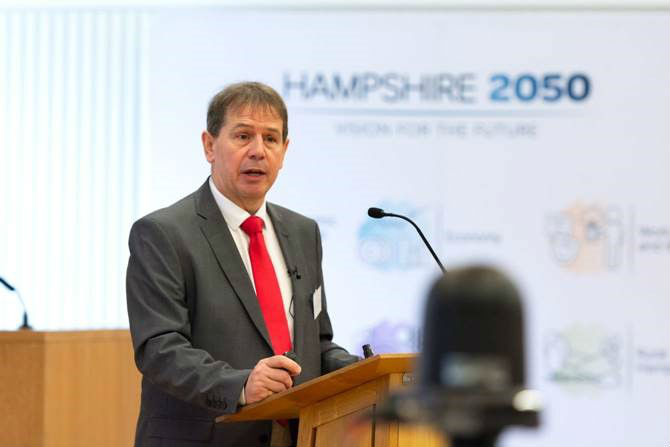 Hampshire 2050 - Cross-cutting themes hearing