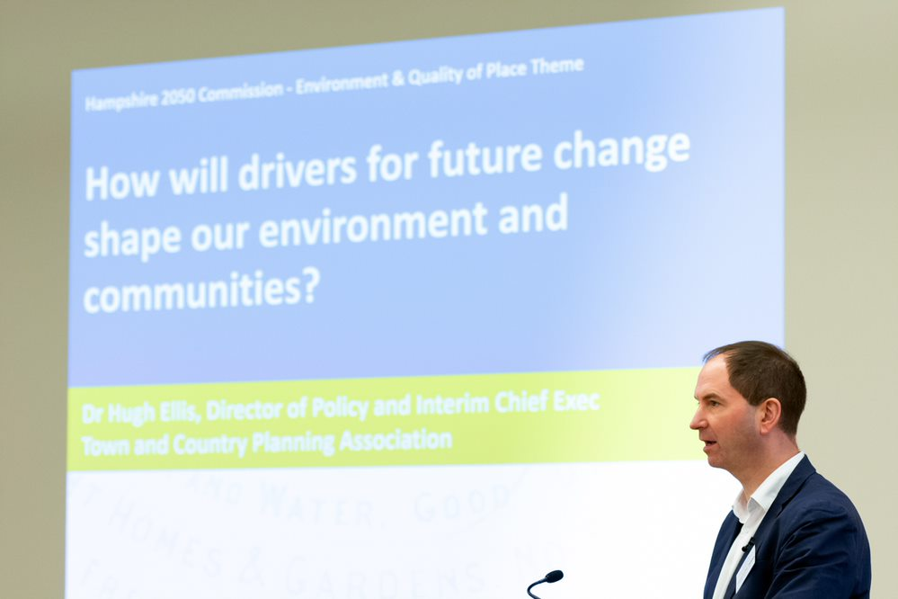 Hampshire 2050 vision for the future - Theme four - Environment and Quality of Place