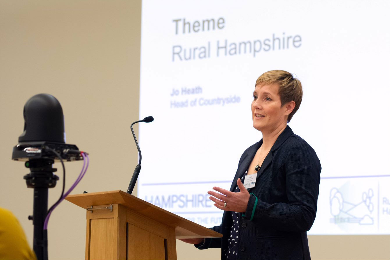 Hampshire 2050 vision for the future - Theme six - Rural Hampshire