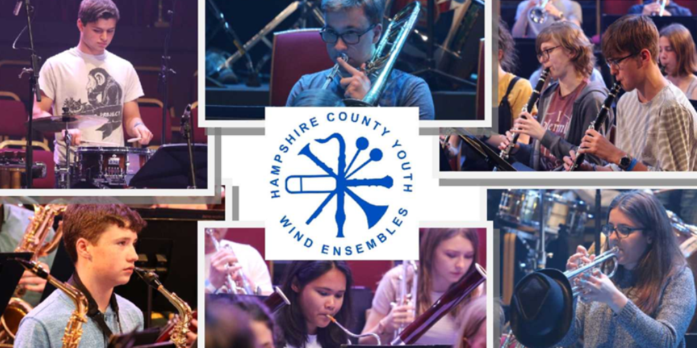 Hampshire County Youth Wind Ensemble Open Day