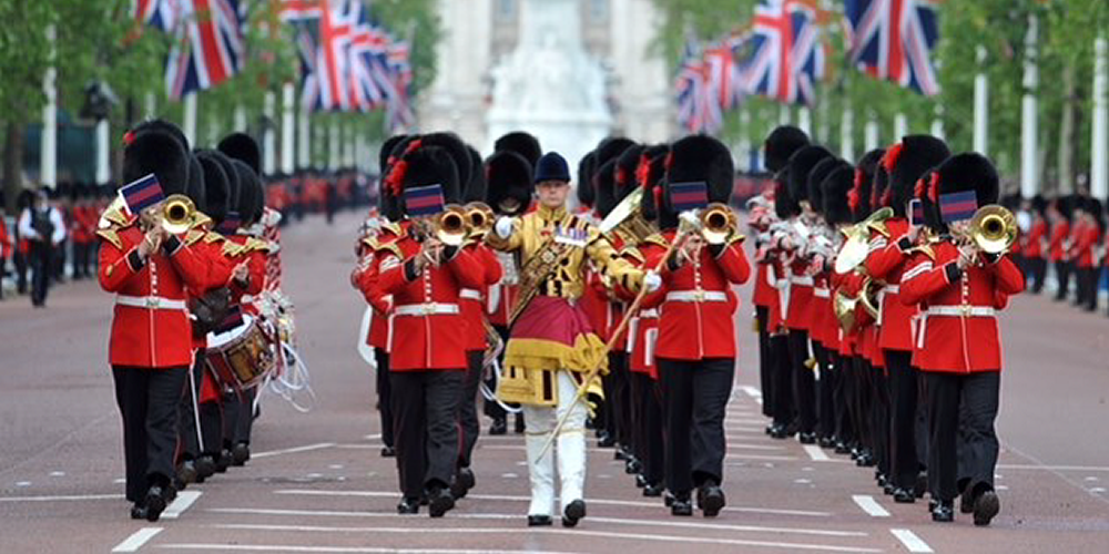 Learn from the band of the Coldstream Guards