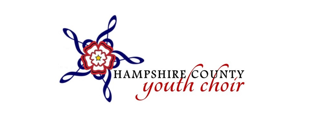 Hampshire County Youth Choir logo