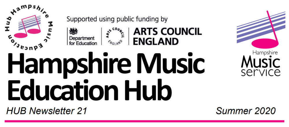 Hampshire Music Education Hub Newsletter 21